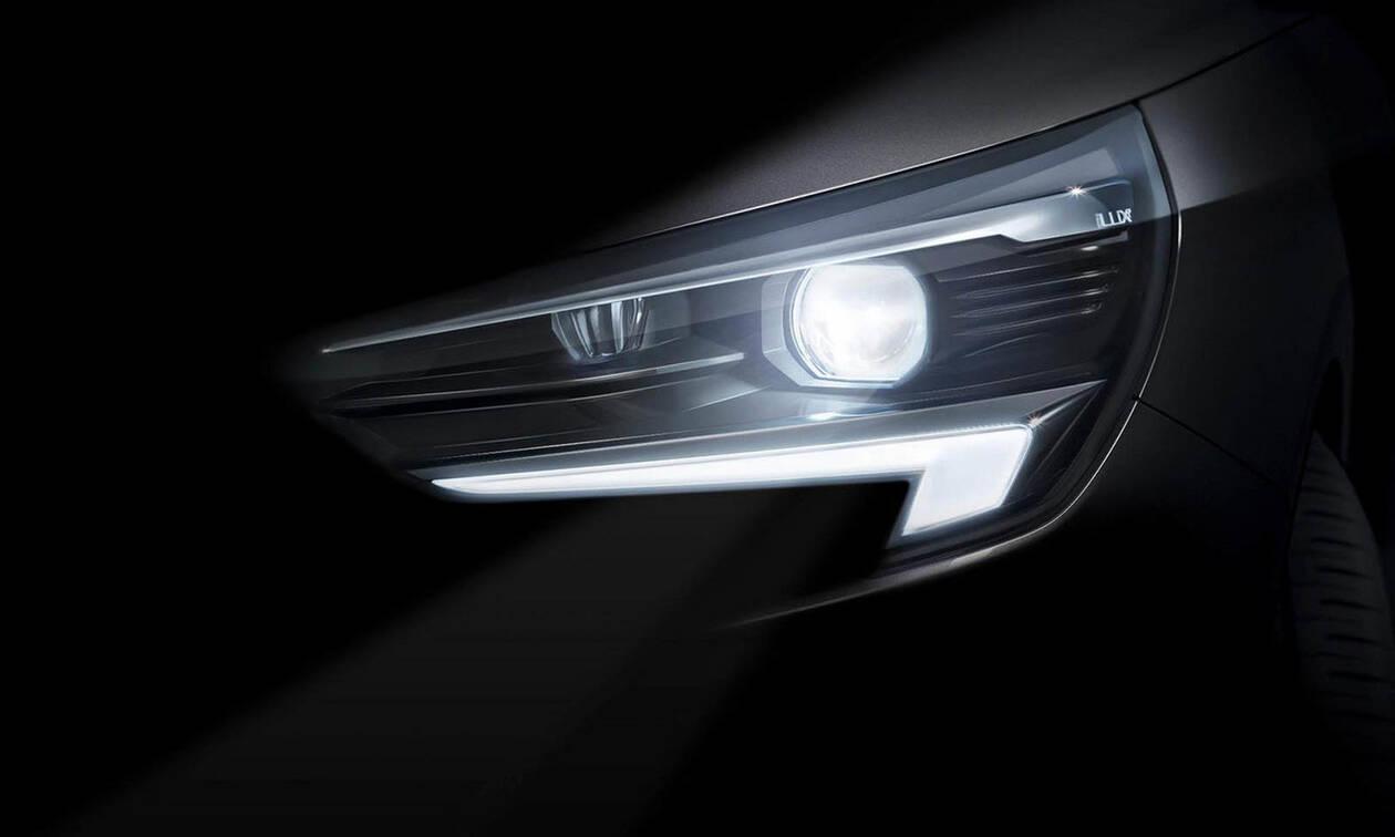 Αυτή είναι η πρώτη εικόνα του νέου, «γαλλικού» Opel Corsa