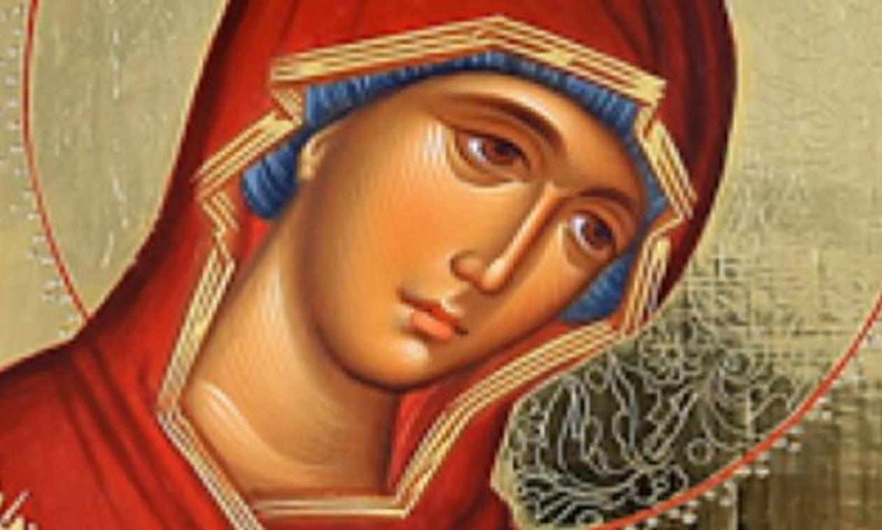 Αυτή είναι η φωτογραφία που αποδεικνύει την εμφάνιση της Παναγίας στο Άγιο Όρος