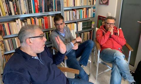Μπακογιάννης: Η Αθήνα χρειάζεται μια επίθεση πολιτισμού - Συζήτηση με τους Ρέππα - Παπαθανασίου