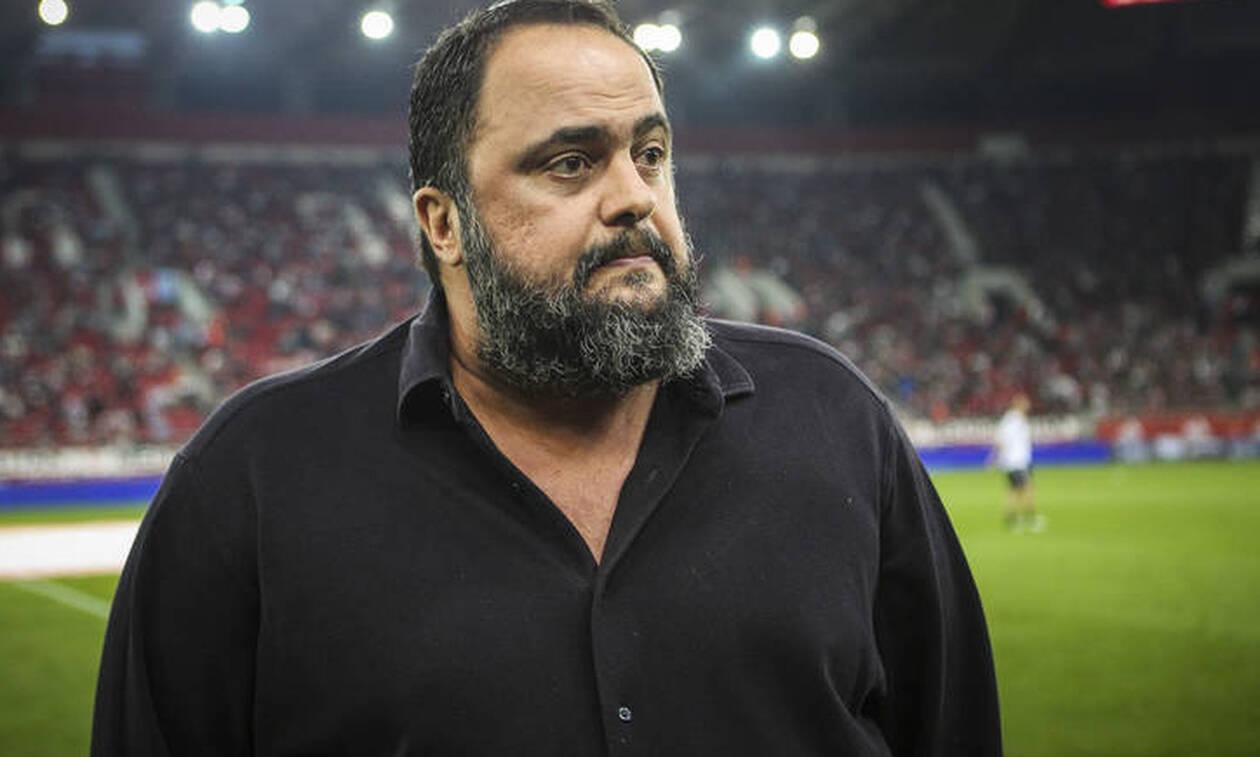 ΠΑΟΚ - Ολυμπιακός: Τι ζήτησε ο Βαγγέλης Μαρινάκης μετά τον διασυρμό στην Τούμπα