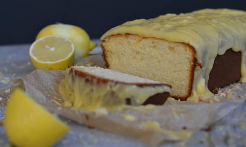 Η συνταγή της ημέρας: Κέικ λεμόνι