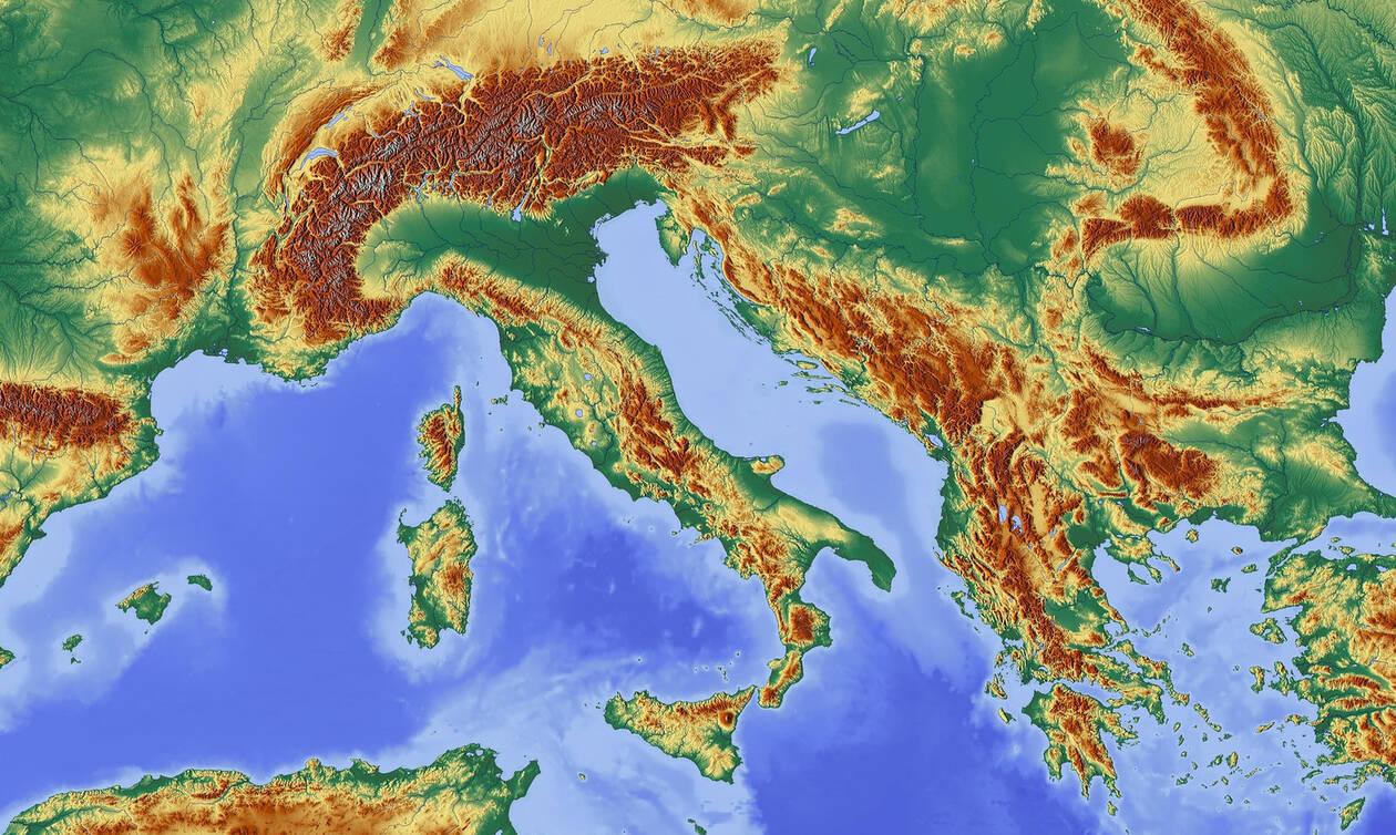 Χάρτης του 1569 ταυτίζει την Μακεδονία αποκλειστικά με την Ελλάδα - Ποιος είναι ο χαρτογράφος