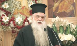 Αμβρόσιος: Τέλος στο… θρίλερ - Του απάντησε η… Παναγία!