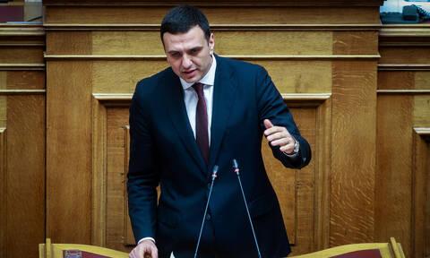 Κικίλιας κατά Παπακώστα: Αντάλλαξε τη θέση της στα εθνικά θέματα με μια υπουργική καρέκλα