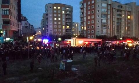 Τραγωδία στην Κωνσταντινούπολη: Ελικόπτερο συνετρίβη σε κατοικημένη περιοχή - Τέσσερις νεκροί