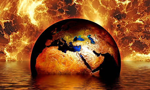 Έρχεται «βιβλική» καταστροφή και μόνο λίγοι αντιλαμβάνονται πόσο σύντομα θα συμβεί (Vids)