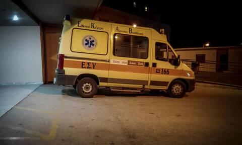 Λαμία: Αυτοκίνητο παρέσυρε και τραυμάτισε σοβαρά ένα παιδάκι