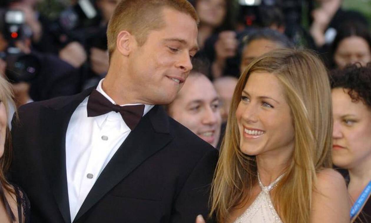 Ο Brad Pitt πήγε στο πάρτι γενεθλίων της Jennifer Aniston και ιδού τα ντοκουμέντα