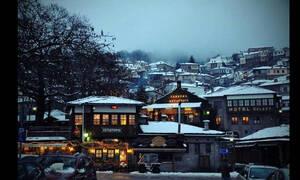H ορεινή «αρχοντιά» του Μετσόβου (Vid)