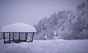 Κακοκαιρία «Χιόνη»: Αυτές οι περιοχές θα θαφτούν στο χιόνι