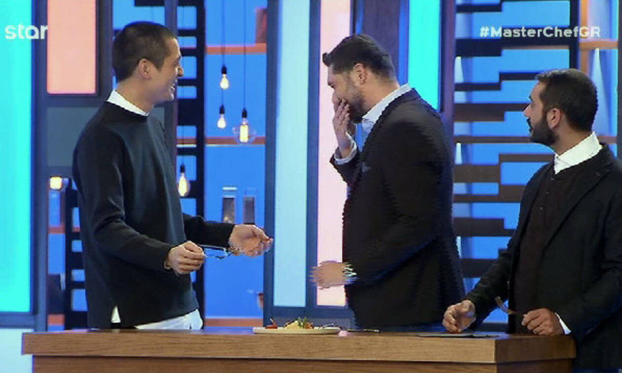 Master Chef: Παραλίγο να πνιγεί ο Ιωαννίδης!