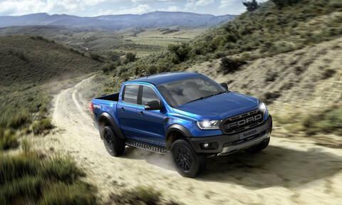 To νέο Ford Ranger Raptor, το απόλυτο pick-up της Ευρώπης, για πρώτη φορά στην Ελλάδα!