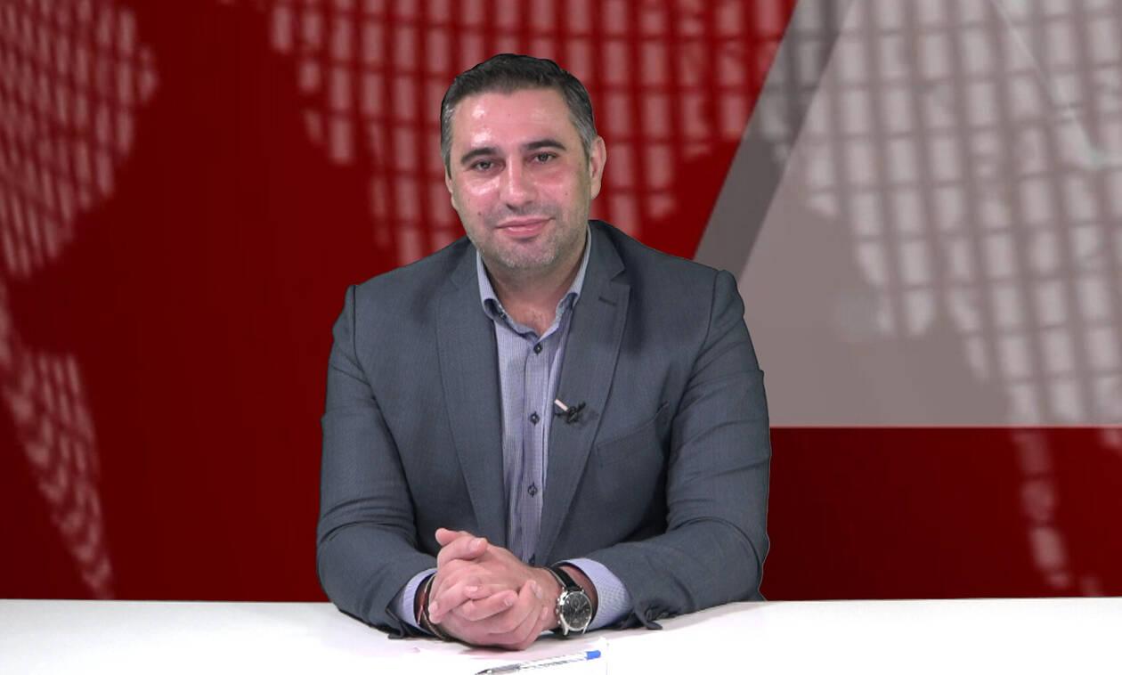 Ο Σάκης Ιωαννίδης μιλά στο Newsbomb.gr: «Θέλω να εκπροσωπήσω τη νέα γενιά» (vid)