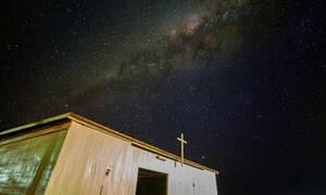 Φλόριντα: Πελώριος σταυρός στην ακτή! Κάτοικοι ισχυρίζονται πως βλέπουν θεϊκό σημάδι