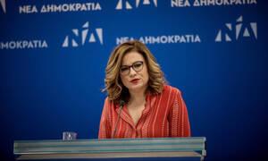 ND's Spyraki stresses need for a change in politics