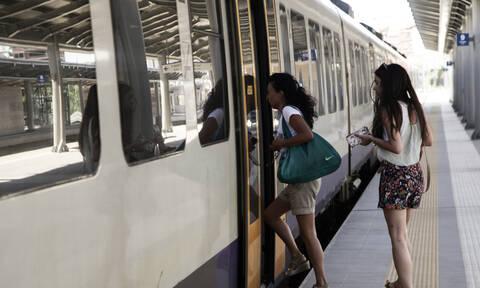 Πάτρα: Με αστικά λεωφορεία η μεταφορά επιβατών από και προς τον Προαστιακό
