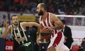 Παναθηναϊκός – Ολυμπιακός: Όταν ο Βασίλης Σπανούλης, ήταν... κόκκινο πανί στο ΣΕΦ!