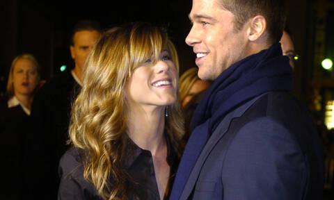 Ο πραγματικός λόγος που ο Brad Pitt πήγε στο πάρτι της Jennifer Aniston