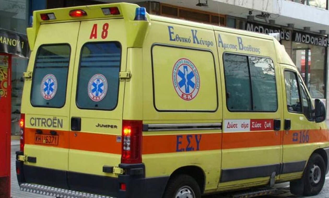 Πανικός στη Θεσσαλονίκη: Αυτοκίνητο έπεσε πάνω σε πεζούς στο κέντρο της πόλης (pics)