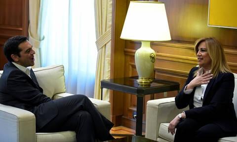 Το ΠΑΣΟΚ στην κυβέρνηση, ο ΣΥΡΙΖΑ στην εξουσία