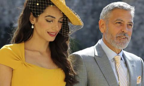 Ο George Clooney προέβλεψε το μεγάλο κακό που μπορεί να συμβεί στη Meghan Markle