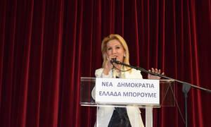 Ιωάννα Καλαντζάκου: «Ευτελισμός και ποδοσφαιροποίηση της πολιτικής ζωής από τους ΣΥΡΙΖΑΝΕΛ»