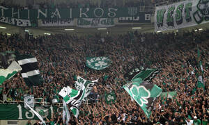 Παναθηναϊκός ΟΠΑΠ-Ολυμπιακός: «Πράσινο» sold out και επίσημα (photo)
