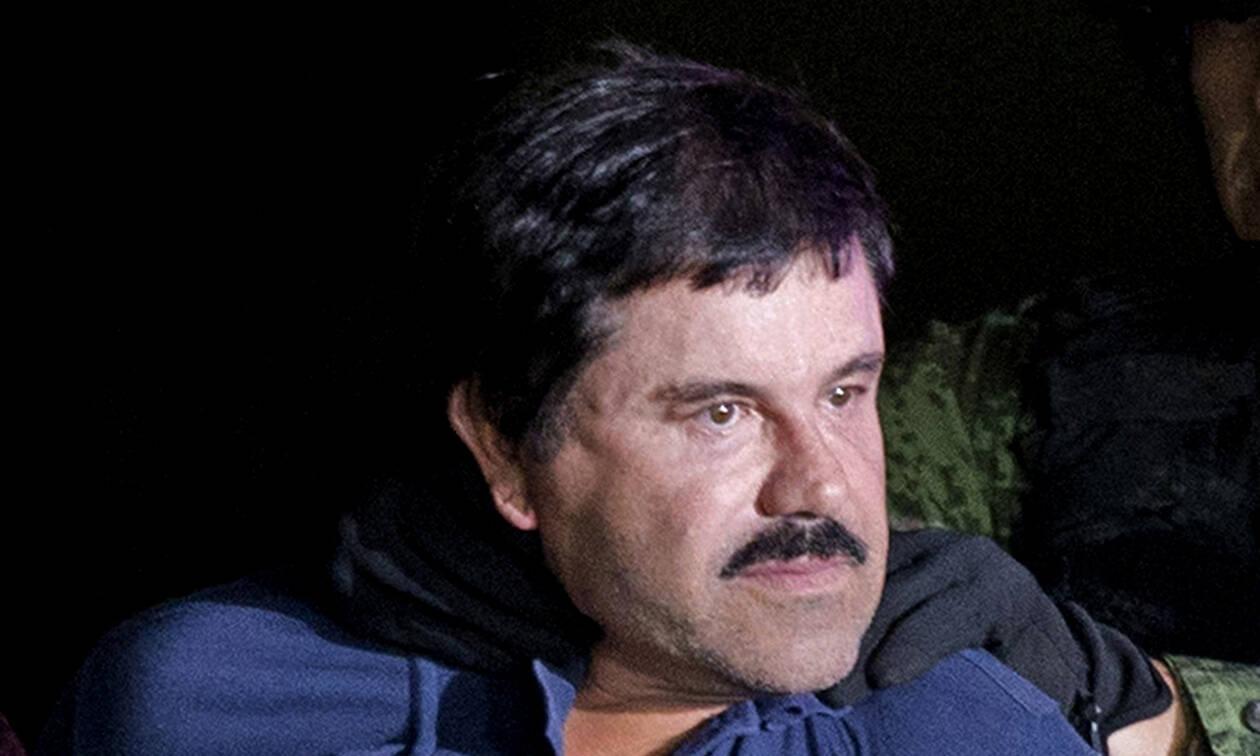 Ελ Τσάπο: Αντιμέτωπος με ισόβια κάθειρξη ο Μεξικανός «βαρόνος» των ναρκωτικών