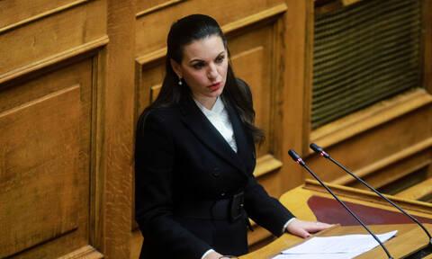 Κεφαλογιάννη σε ΣΥΡΙΖΑ: «Ατελέσφορη η συνταγματική αναθεώρηση με δική σας ευθύνη»