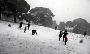 Κακοκαιρία «Χιόνη» - Προσοχή! Αυτές είναι οι συμβουλές της Γενικής Γραμματείας Πολιτικής Προστασίας