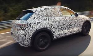 H VW εξελίσσει το Τ-Roc R των 300 ίππων στο Nürburgring