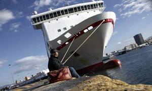 В Греции из-за непогоды и сильного ветра прервано паромное сообщение