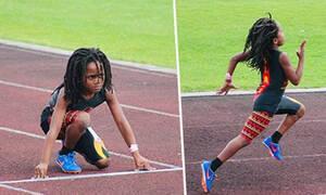 Αυτό είναι το 7χρονο αγόρι-αστραπή που συγκρίνεται ήδη με τον Μπολτ! (videos+photos)
