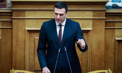 Ερώτηση Κικίλια για τους 43.000 αλλοδαπούς στους εκλογικούς καταλόγους της Α' Αθήνας