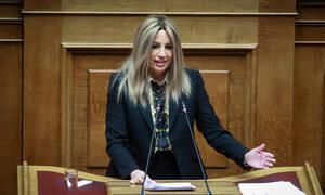 Γεννηματά κατά ΣΥΡΙΖΑ και ΝΔ για παιχνίδια με το Σύνταγμα