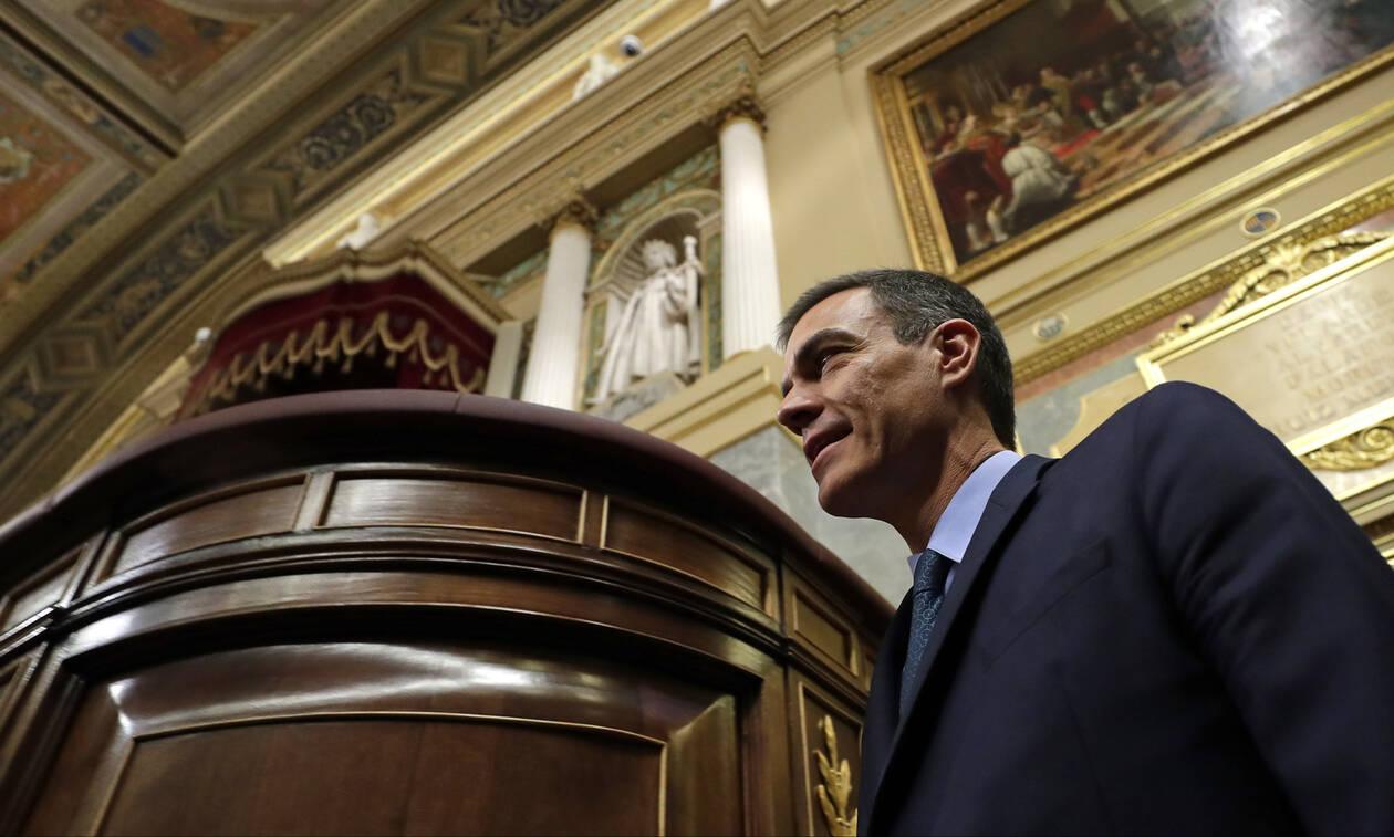Ένα βήμα πιο κοντά στις πρόωρες εκλογές η Ισπανία: Το κοινοβούλιο απέρριψε τον προϋπολογισμό