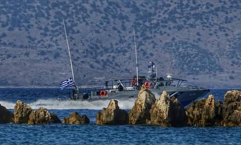 Mytilene: 51 rescued, one missing when boat capsizes off shore