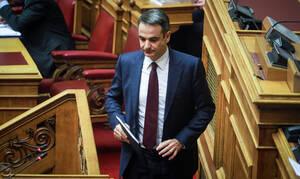 Μητσοτάκης: «Ψηφίστε όλα τα άρθρα της ΝΔ, για να ψηφίσουμε κι εμείς τις προτάσεις του ΣΥΡΙΖΑ»