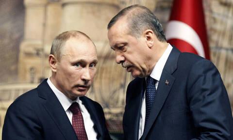 Το «κόλπο γκρόσο» του Ερντογάν που θα φέρει το τέλος του: Θα «πουλήσει» τον Πούτιν για τους S-400;