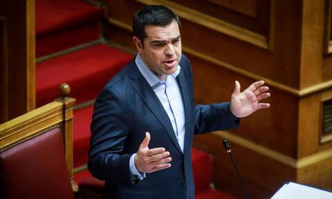Τσίπρας σε Μητσοτάκη: «Ο Σαμαράς κι ο Γεωργιάδης δεν σε αφήνουν καν να μιλάς για τον Παυλόπουλο»