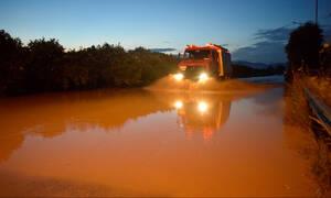 Καιρός - «Χιόνη»: Σοβαρά προβλήματα στα Χανιά - Πλημμύρες και κατολισθήσεις