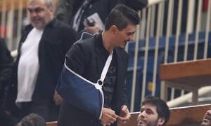 Δημήτρης Γιαννακόπουλος: «Μεθοδευμένη η αποχώρηση του Ολυμπιακού - Τα παιχνίδια παίζονται στο παρκέ»