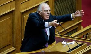 Συνταγματική αναθεώρηση - Λεβέντης: «Επικίνδυνοι Τσίπρας και Μητσοτάκης με τις προτάσεις που κάνουν»