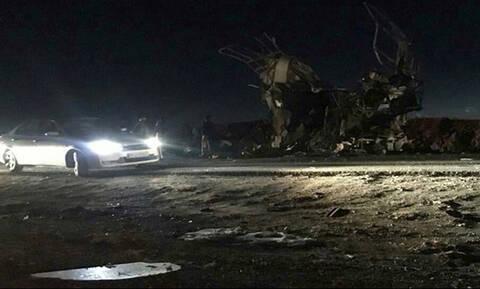 «Λουτρό αίματος» στο Ιράν: Οδηγός - καμικάζι εμβόλισε λεωφορείο με στρατιώτες – Δεκάδες οι νεκροί