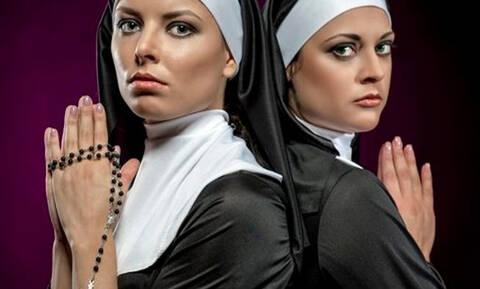 Σάλος: Καλόγρια σκηνοθέτησε το θάνατό της για να αφιερωθεί στις... σαρκικές απολαύσεις (Pics)