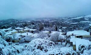 Καιρός - Έκτακτο δελτίο ΕΜΥ: Με «Χιόνη» του Αγίου Βαλεντίνου - Πού θα χτυπήσουν τα έντονα φαινόμενα