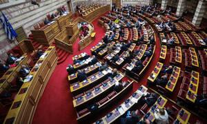 Βουλή - Συνταγματική Αναθεώρηση: Δείτε live την ψηφοφορία