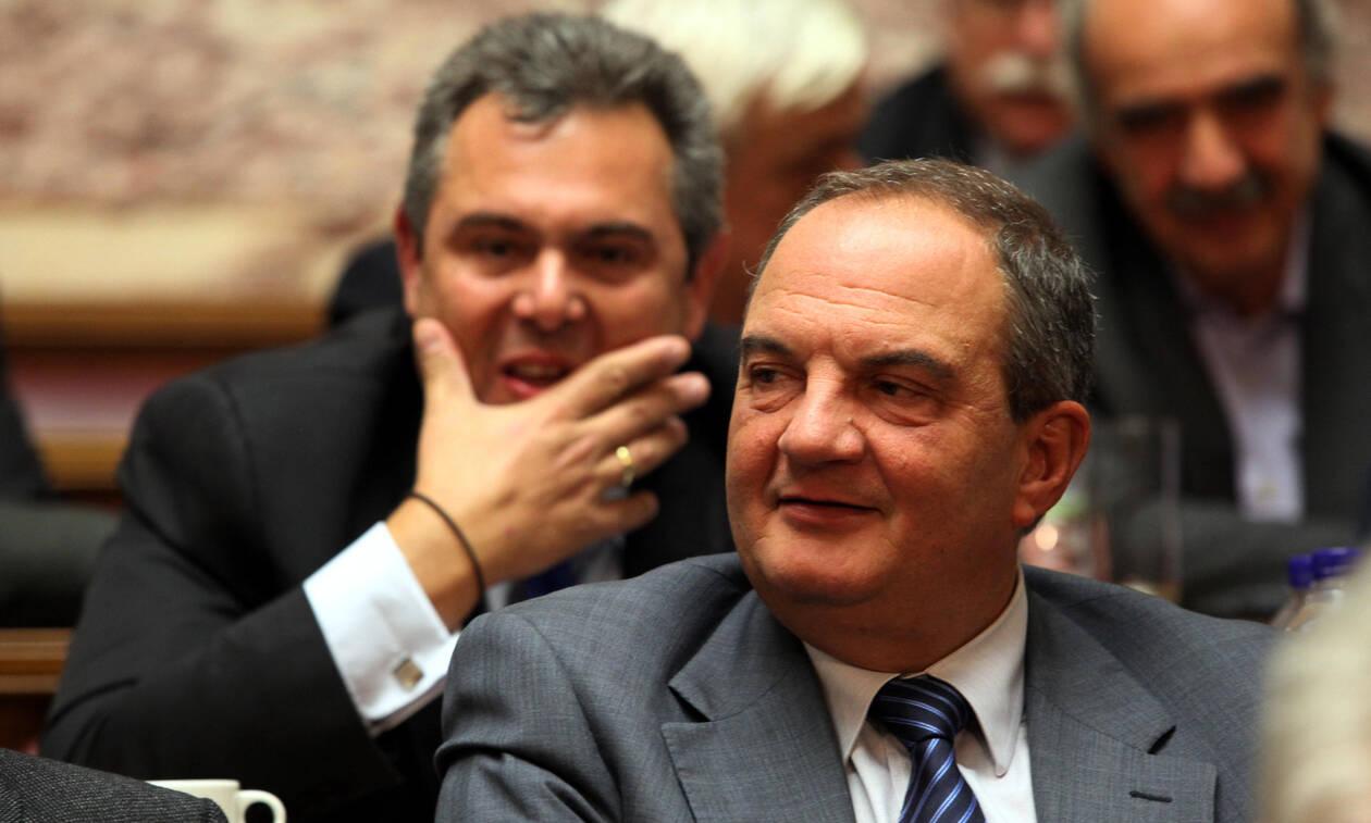 «Βόμβα» Καμμένου  Πρωθυπουργός ο Κώστας Καραμανλής σε κυβέρνηση εθνικής  ενότητας dedf2267c36