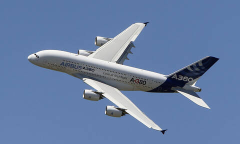 Airbus scraps A380 superjumbo jet as sales slump