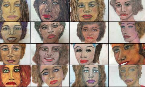 Φρίκη με μανιακό δολοφόνο που ζωγράφιζε πορτραίτα των θυμάτων του